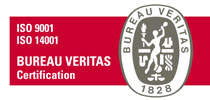 Bureau Veritas Certification ISO 9001 ISO 14001